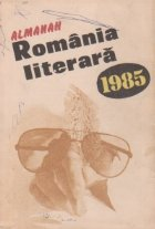 Almanah Romania literara 1985