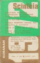 Almanah Scinteia 1972