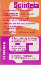 Almanah Scinteia 1973 (Include Stemele judetelor si municipiilor RSR )