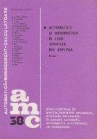 AMC 38 - Automatica si informatica in lume. Aplicatii din Japonia, Partea I - Plenare si studii de caz