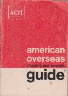 American Overseas Shopping and Services Guide (1967)