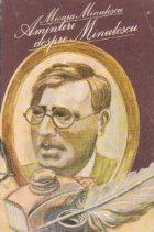 Amintiri despre Ion Minulescu