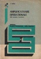 Amplificatoare operationale - 222 exemple si probleme