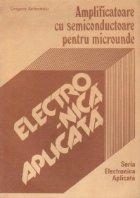 Amplificatoare semiconductoare pentru microunde