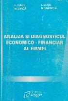Analiza si diagnosticul economico-financiar al firmei
