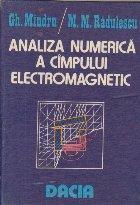 Analiza numerica a cimpului electromagnetic