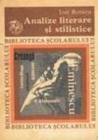 Analize literare si stilistice, Editia a III-a revazuta si adaugita (Clasele V-VIII)
