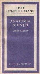 Anatomia stiintei