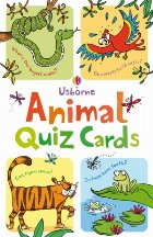 Animal quiz cards