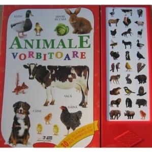 Animale vorbitoare. Carte sonora