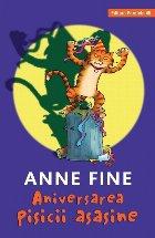 Aniversarea pisicii asasine (ediție cartonată)