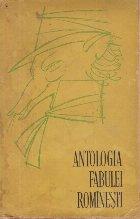Antologia fabulei rominesti