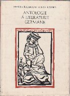 Antologie a Literaturii Germane