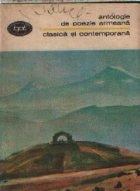 Antologie de poezie armeana clasica si contemporana