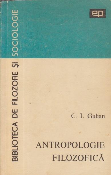 Antropologie Filozofica