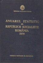 Anuarul statistic al Republicii Socialiste Romania 1979