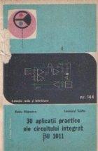 aplicatii practice ale circuitului integrat