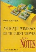 Aplicatii Windows tip client server