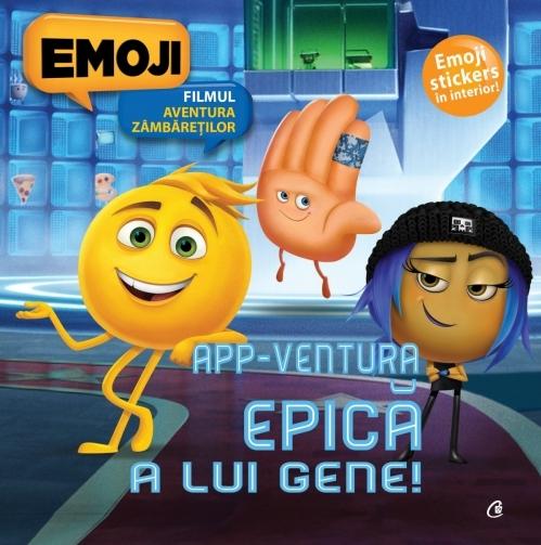 App-ventura epica a lui Gene