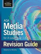 AQA Media Studies for A level Year 1 & AS Revision Guide