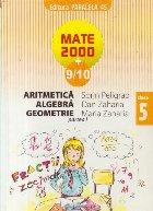 Aritmetica Algebra Geometrie (Clasa Partea