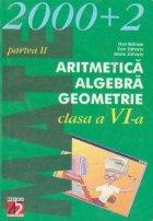 Aritmetica Algebra Geometrie Clasa Partea
