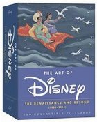 Art Disney 2015 Postcard Box