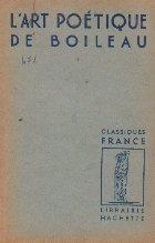 art poetique Boileau