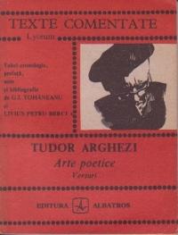 Arte poetice - Versuri (Texte comentate)