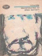 Ascensiunea lui Silas Lapham, Volumul I