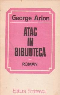Atac in biblioteca