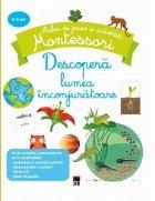 Atelier jocuri activitati Montessori ani