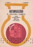 Automatizari industria chimica (manual pentru