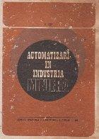 Automatizari in industria miniera