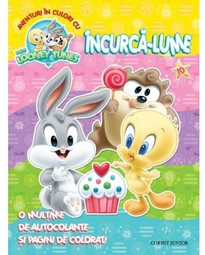 Aventuri în culori cu Baby Looney Tunes. Încurcă-lume