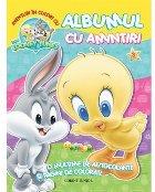 Aventuri în culoricu Baby Looney Tunes. Albumul cu amintiri