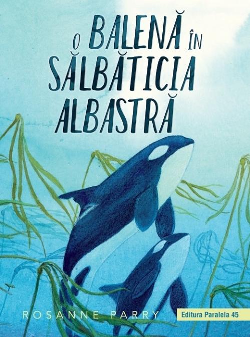 O balenă în Sălbăticia Albastră