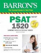 Barron's PSAT/NMSQT 1520 with Online Test