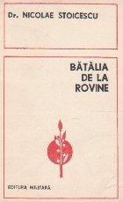 Batalia de la Rovine (17 Mai 1395)