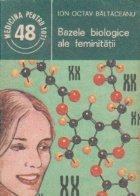 Bazele biologice ale feminitatii