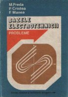bazele electrotehnicii probleme