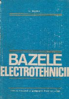 Bazele Electrotehnicii (C. Sora)