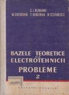 Bazele teoretice ale electrotehnicii. Probleme. Volumul al II- lea