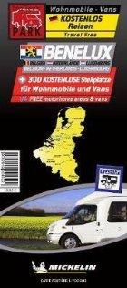 Benelux Motorhome Stopovers