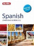 Berlitz Phrase Book Dictionary Spanish