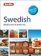 Berlitz Phrase Book Dictionary Swedish