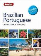 Berlitz Phrase Book Dictionary Brazillian