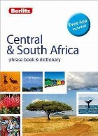 Berlitz Phrase Book & Dictionary Central & South Africa (Bil