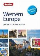 Berlitz Phrase Book & Dictionary Western Europe (Bilingual d