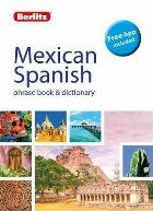 Berlitz Phrase Book & Dictionary Mexican Spanish(Bilingual d